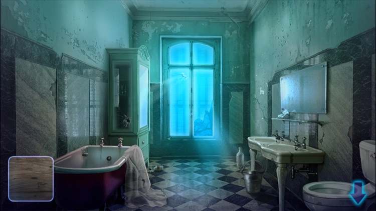 Can You Escape Haunted House By Thomas Burns - Can you escape the bathroom