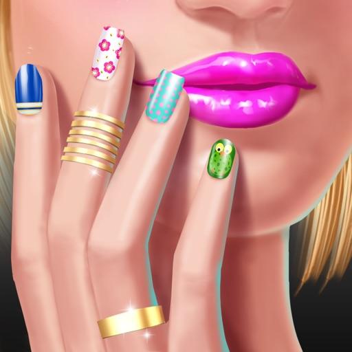 Nail Art - Nails Fashion Beauty Salon for Girls iOS App
