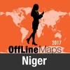 尼日尔 離線地圖和旅行指南