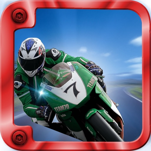 Crazy Motorcycle Champion - Run and Win iOS App