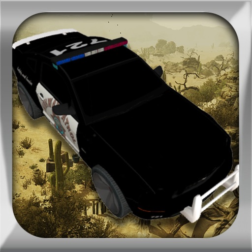Games - Super Police Car Parking iOS App