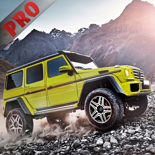 Extreme Hummer Jeep Mountain Drive Simulator Pro iOS App