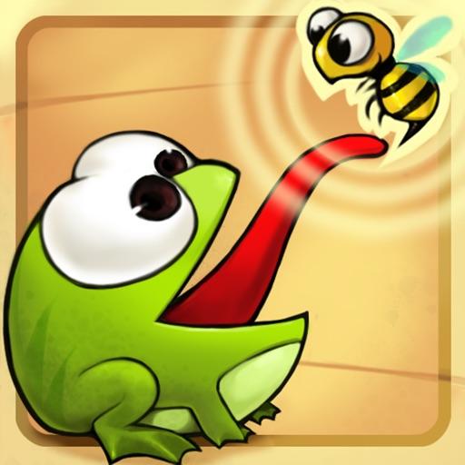 Amazing Froggy! HD iOS App