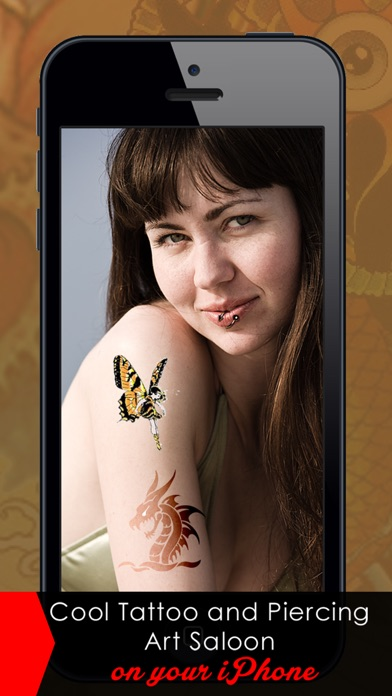 download Piercing & Tattoo Booth - Get Virtual Art Piercing apps 4