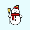 Winter Stickers - Snow and hot cocoa Wiki