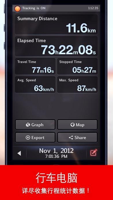 Speed Tracker截图3