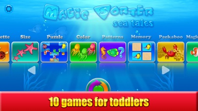 Magic Sorter 10 learning games Screenshots