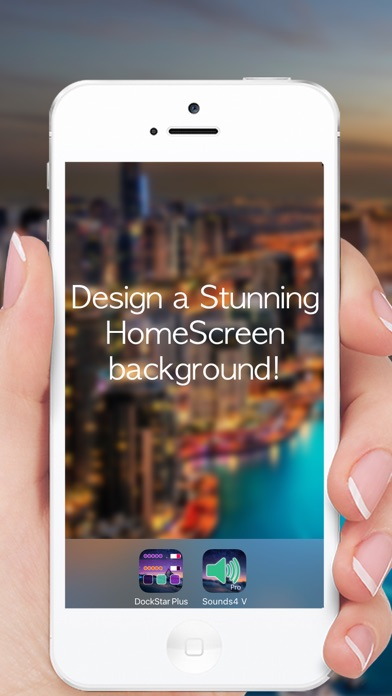 DockStar - Design Home Screen Themes & Wallpapers on the App Store