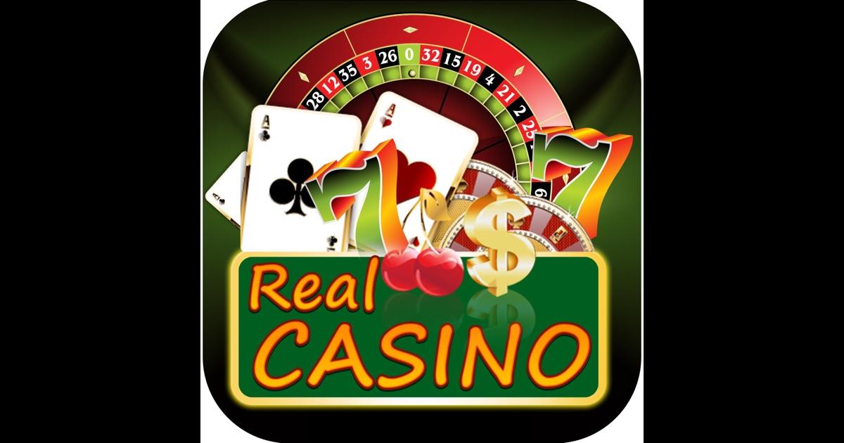 real casino app store