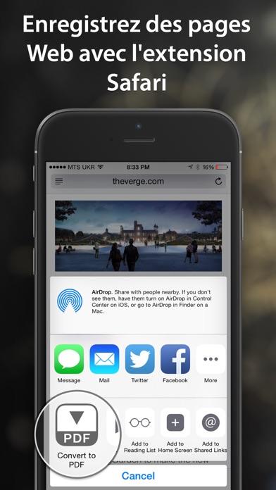 download PDF Converter par Readdle apps 2