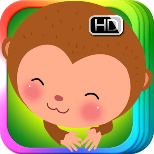 动画书-猴子捞月亮-iBigToy