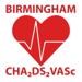 Birmingham CHA2DS2-VASc Score Calculator
