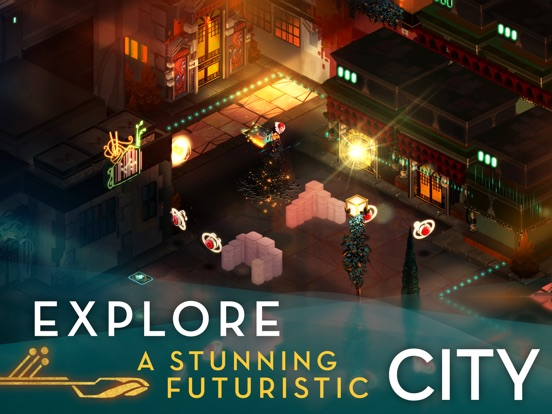 Screenshot #3 for Transistor