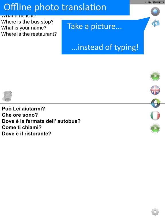 Translate Offline: Italian Pro Screenshots