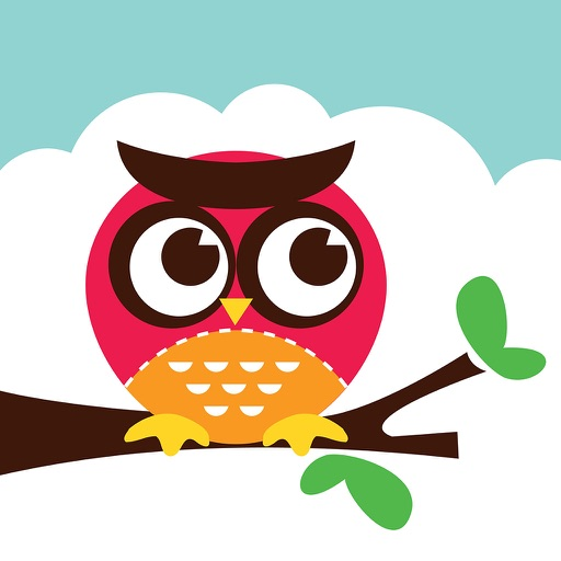 ABC Owl Spanish - Kids Fun Alphabet Games iOS App
