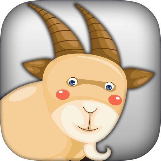 Wild Goat Madness - Avoid The Spikes Or The Animal Dies PRO iOS App