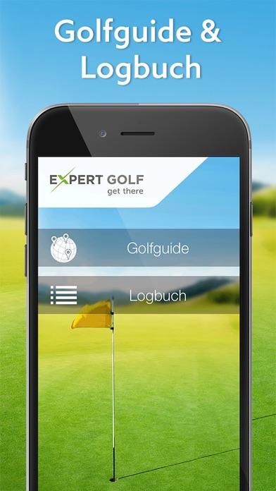 Screenshot von Expert Golf – Golfguide & Logbuch1