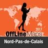 Nord Pas de Calais 離線地圖和旅行指南