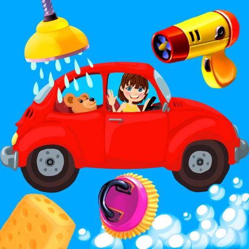 autos und laster waschen spiel f r kinder das lustige auto waschanlagen kinderspiel bei. Black Bedroom Furniture Sets. Home Design Ideas