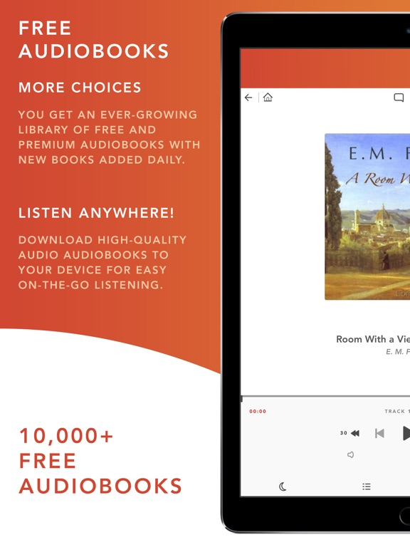 best portable device for audio books