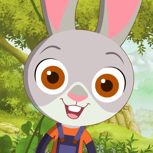 Bunny Run Jungle World iOS App