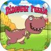 пазлы головоломка динозавр игры детей для малышей