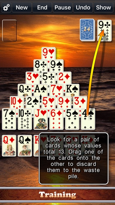 Screenshot #10 for Solitaire City (Free)