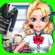 High School Fashion Salon - Girls Game & Prom Party