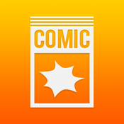 iComics - The Comic Reader for iPad and iPhone icon