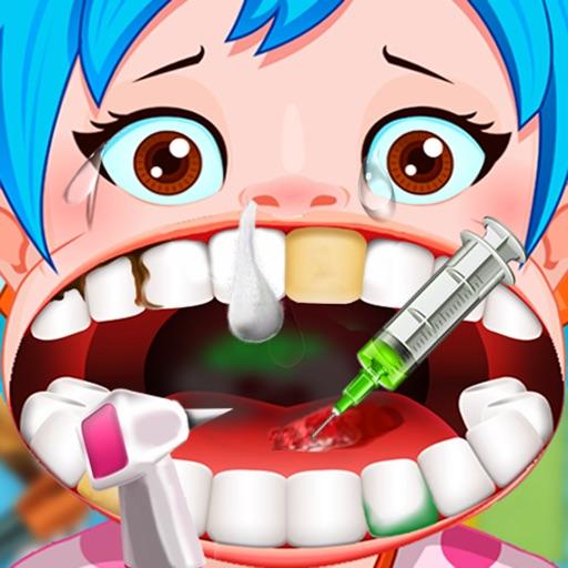 Scary Kids Dentist iOS App