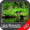 Lakes : Minnesota HD GPS Map Navigator