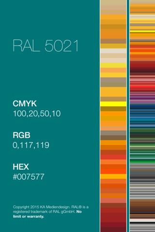 RAL Converter screenshot 1