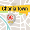 Chania Town Offline Map Navigator and Guide