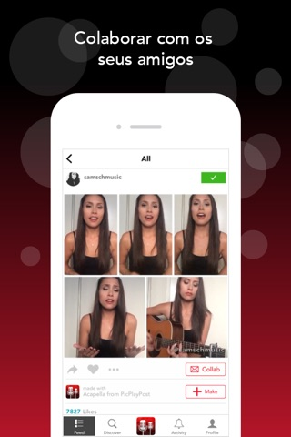 Acapella from PicPlayPost screenshot 1
