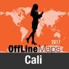 卡利 離線地圖和旅行指南