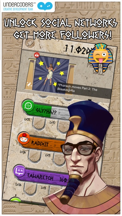 Trending Pharaoh Screenshot