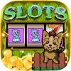 "Slot Machines Mega Casino -""for Chi Chi Love Pets"""