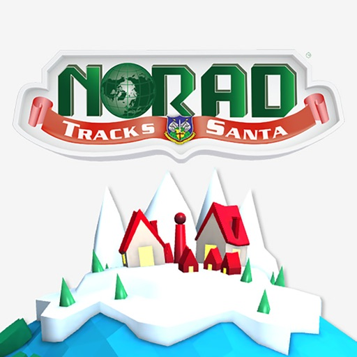 Download NORAD Tracks Santa Claus free for iPhone, iPod and iPad