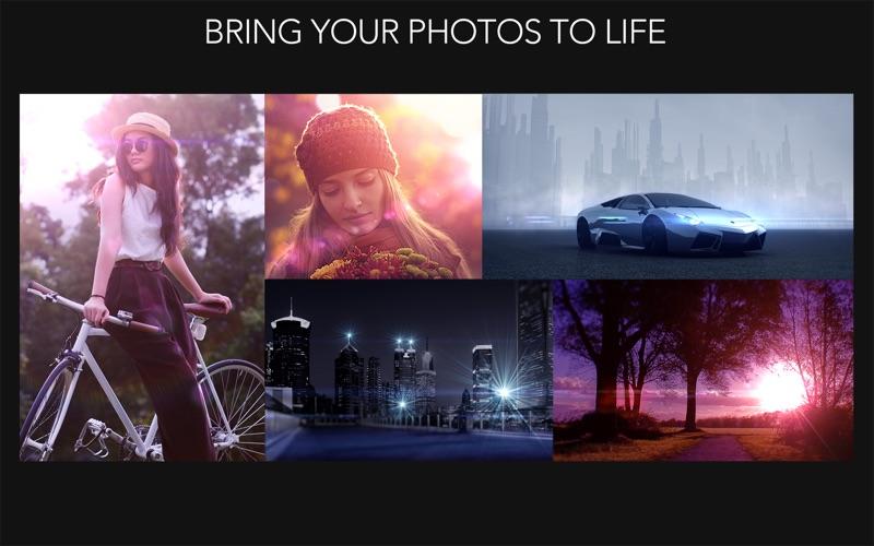 LensFlare Studio Screenshots