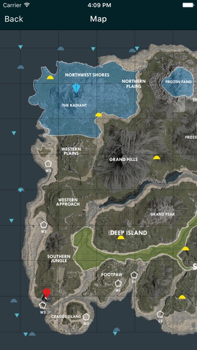how to create a new map on ark