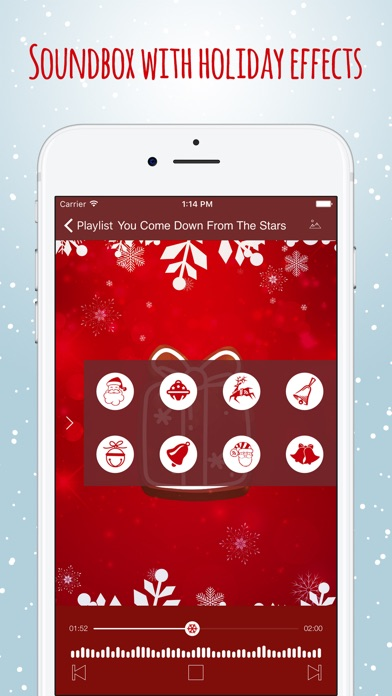 download Christmas Play List Holiday Music Radio and Themes apps 1