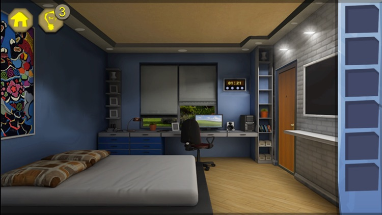 room escape:break doors and rooms escape out! by li ailing