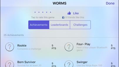 WORMS Screenshot 5