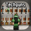 Crazy Gun Mod & Mini Game Modded Tools for MCPC