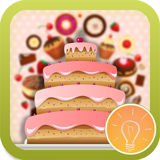 Cake Maker Shop Cooking Game iOS App