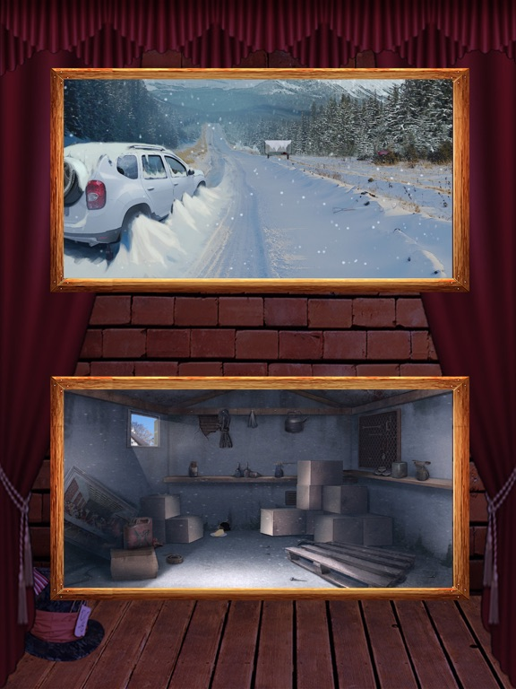 No One Escape - Adventure Mystery Rooms game-ipad-2