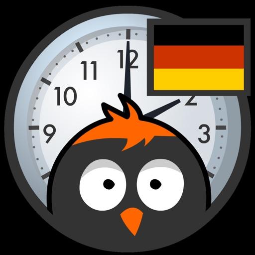 Moji Uhrenschule iOS App