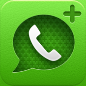 Free Calls & Text by Mo+, Free Local and International Phone Calling and Messaging App icon