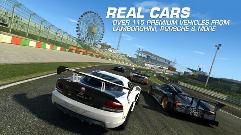 Screenshot #12 for Real Racing 3