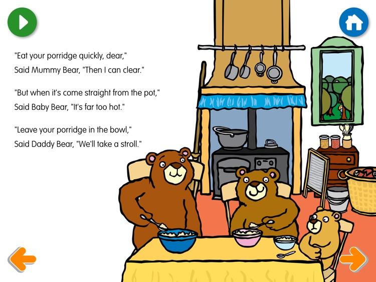 Goldilocks And The Three Bears Bowls